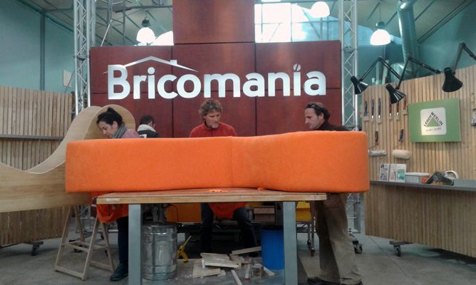 Programa de bricoman a del 8 de febrero de 2015 hogarmania - Programa de bricolaje ...