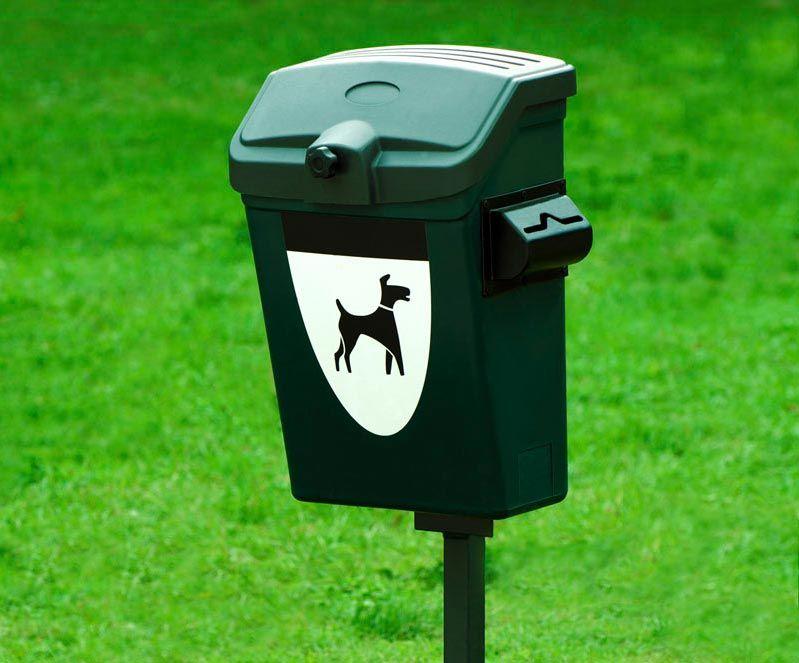 basura excrementos perros