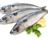 Verdel con setas y boniato, recomendado para personas con colesterol