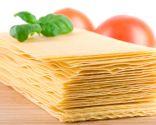 Lasaña de verduras, plato de alto valor nutricional