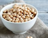 Guiso de trigo y garbanzos, para personas con colesterol, estreñimiento o sobrepeso