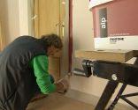 Cómo pintar el recibidor