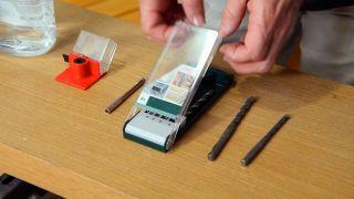 Cómo perforar materiales duros