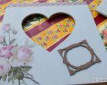decorar portafotos vintage decoupage - paso 10