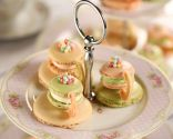 Decorar mesa postres de boda en tono pastel