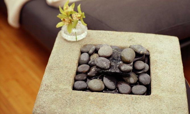 Fuentes de agua decorativas para el interior decogarden for Fuentes decorativas de interior