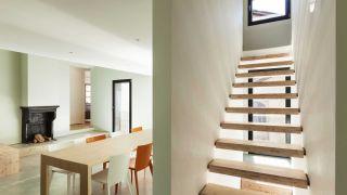 Ideas para decorar las escaleras de casa - Ejemplo 7