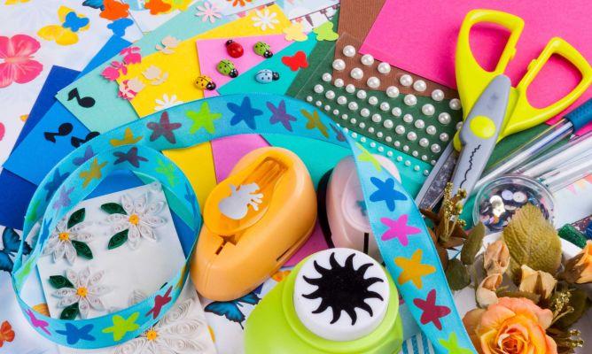 Ideas para hacer un lbum scrapbooking hogarmania for Decoracion de album de fotos