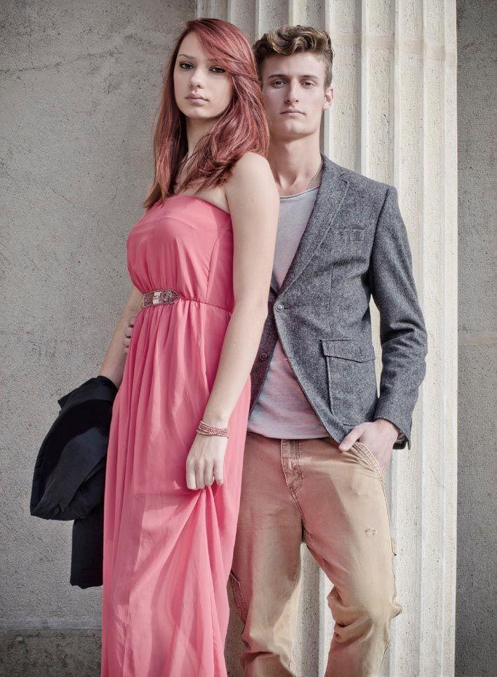 Looks de boda para ir en pareja - Hogarmania