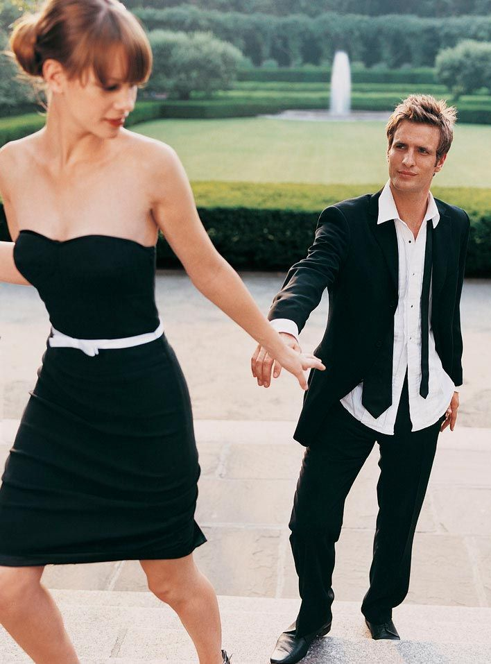 9d6045319 Looks de boda para ir en pareja - Hogarmania