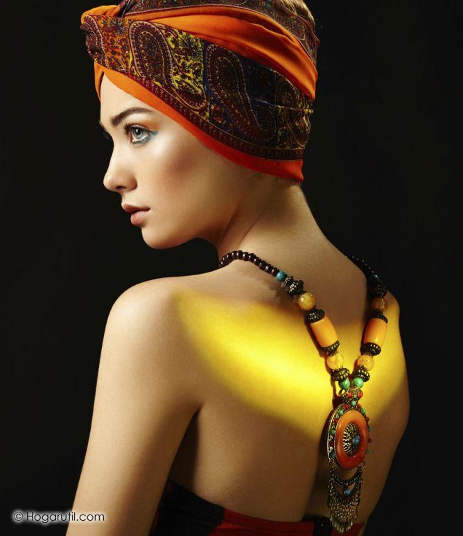 turbantes pelo