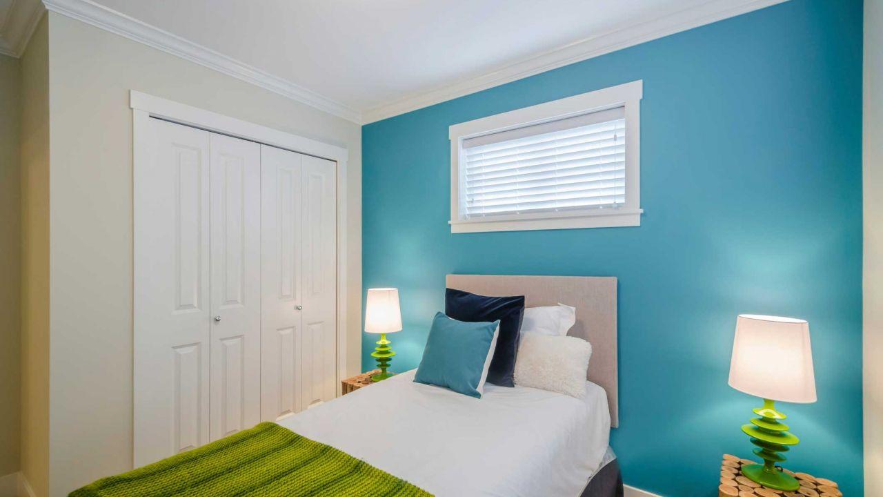 Verde azul y blanco para un dormitorio juvenil colores - Colores dormitorio juvenil ...