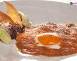 Huevos rancheros, tradicional desayuno mexicano