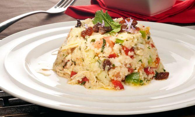 Receta de ensalada de cusc s con pollo y manzana bruno - Cocina con bruno ...