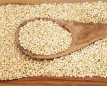 Quinoa con verduras, recomendado para deportistas