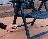 Recuperar silla de plástico