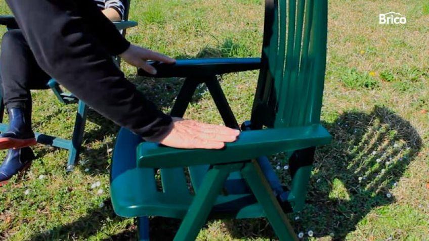 Recuperar silla de plástico - Bricomanía