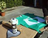 Pintar elementos textiles