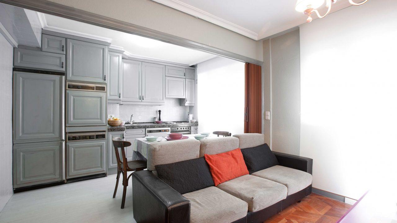 Decorar salón abierto a cocina con comedor - Nuevo aspecto