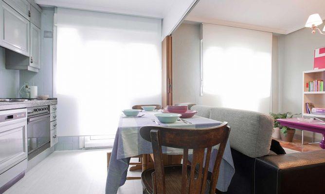 Decorar salón abierto a cocina con comedor   decogarden