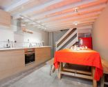 Convertir garaje en cocina con comedor