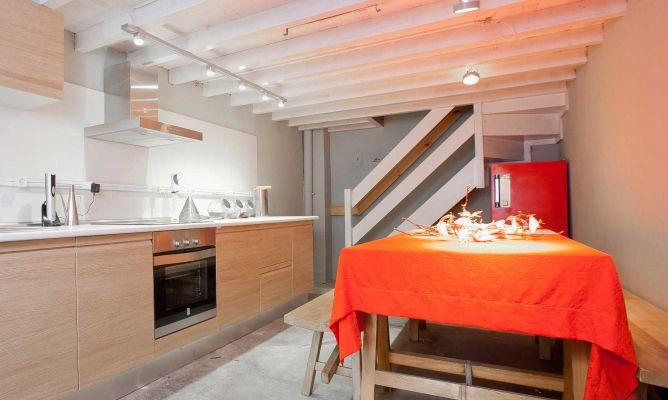 Convertir garaje en cocina con comedor decogarden for Quiero disenar mi cocina