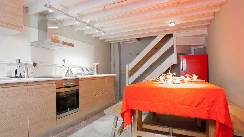 Convertir garaje en cocina con comedor - Decogarden