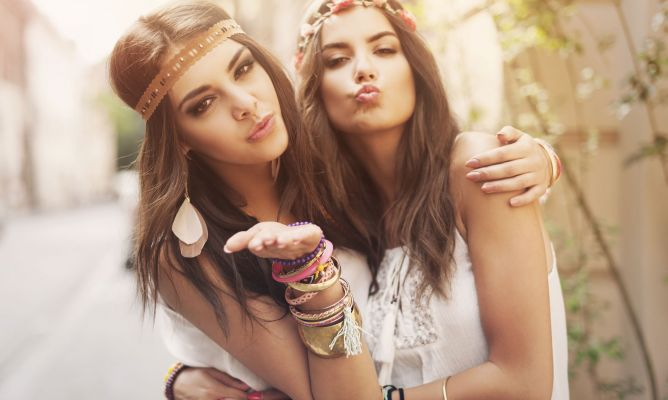 Claves del look boho chic