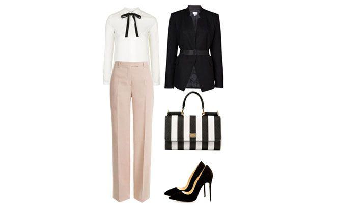 moda a rayas - look 5