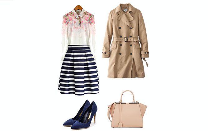 7 looks de moda a rayas para primavera - Hogarmania 99f4bd20a5a3