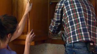 Decorar salón abierto a cocina con comedor - Paso 2