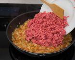 Paso 3: Agregar la carne y el tomillo