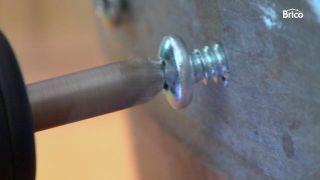 Hacer una butaca con un barril