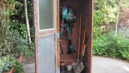 C mo hacer una caseta le ero bricoman a - Como hacer una caseta de jardin ...