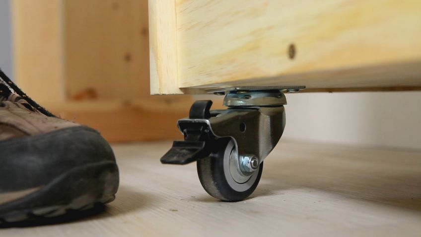 Colocar ruedas con doble freno - Bricomanía