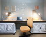 decorar estudio práctico y organizado