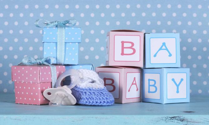 Decoracion Para Fiesta De Baby Shower.Decoracion Para Fiesta Baby Shower Hogarmania