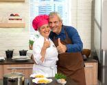 Carlos Sobera en Hoy cocinas tú