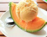 Helado de melón