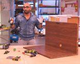 renovar buhardilla con muebles reciclados