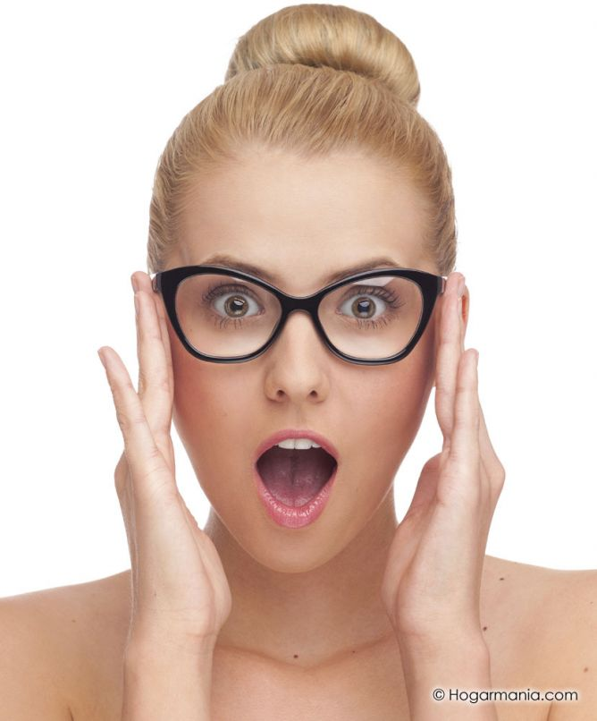 Bonito Monturas De Gafas Para Rostros Pequeños Galería - Ideas de ...