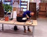 Decorar salón cocina rural - paso 5