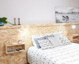 Decorar dormitorio de estilo nórdico