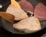 Paso 4: Filetear el pescado y cocinarlo
