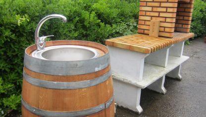 Bricolaje en hogarmania - Fregaderos de exterior ...