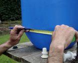 Colocar grifo en bidón de plástico