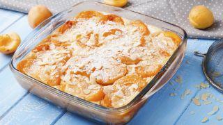 receta de clafoutis de albaricoques