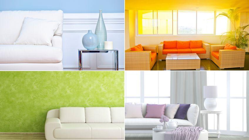 Colores para decorar en verano - Hogarmania