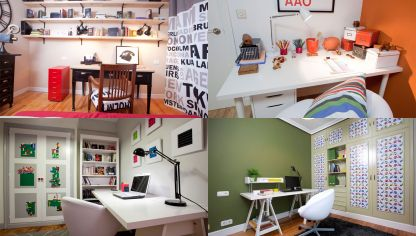 10 ideas para decorar un estudio