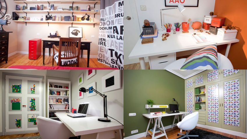 10 ideas para decorar un estudio - Decogarden